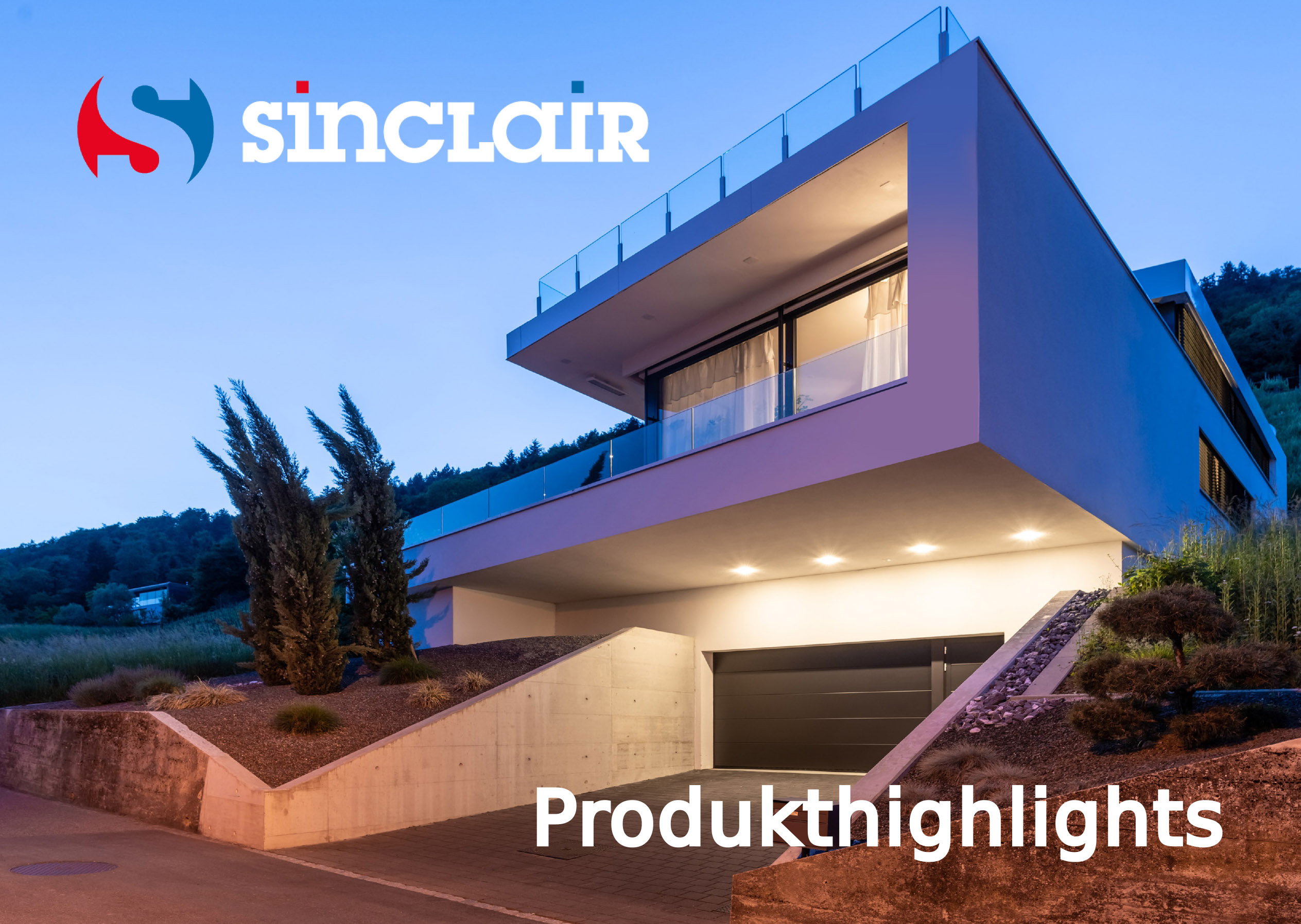 SINCLAIR Produkthighlights